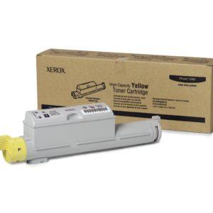 Xerox Yellow Toner Cartridge for Phaser 6360