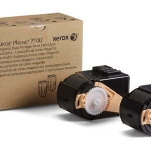 Xerox® 106R02603 High-Yield Magenta Toner Cartridge, Pack Of 2