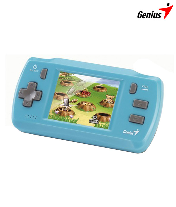 Genius Heeha 400 Portable Pocket Game Player