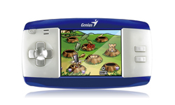 GENIUS HEEHA 100 POCKET GAMES FOR PORTABLE GAMERS