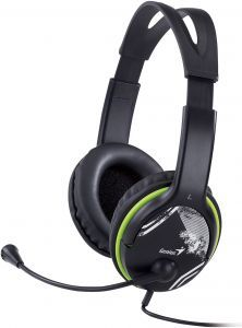Genius HS-400A Headset (Green)