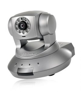 Edimax Ip Camera : Wired 1.3Mega Pixel Tripplel Mode
