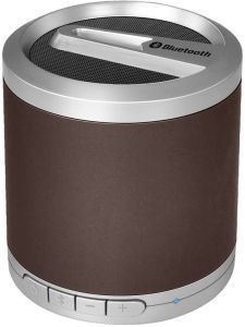 Divoom Bluetune-1 Portable Speakers (Brown)