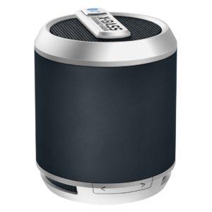 Divoom Bluetune Solo Portable Speakers (X-BASS, Bluetooth, Slate)