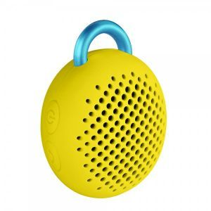 Divoom Bluetune Bean Portable Speakers (Yellow)
