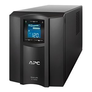APC SMC1500 Smart-UPS 900 Watts/1500 VA interface Port USB with Uninterrupted Power Supply