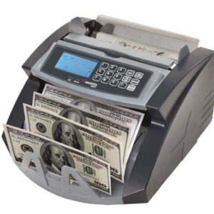 Cassida 5520 series MULTI-CURRENCY COUNT AND DETECTION Counter
