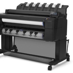 Hewlett Packard Designjet T2500 36 inch A0 eMFP  with Copy, Print & Scan for CAD and GIS