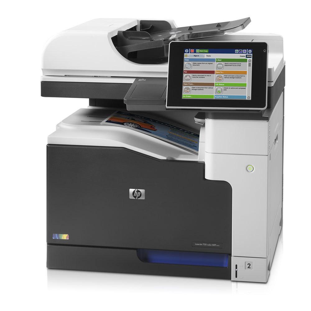 HP LaserJet Enterprise 700 color MFP M775dn High-volume A3 Laser Multifunction Printers