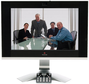 Polycom HDX 4001 Executive Desktop (new)