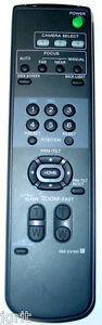 Sony RM-EV100 Camera Remote