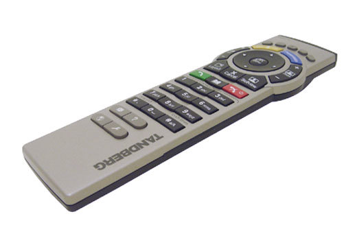 CISCO TANDBERG TRC4 VIDEO CONFERENCE REMOTE CONTROL For Edge 95, 85, MXP 3000 6000
