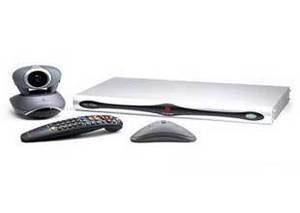 Polycom VSX 8000 Video Conferencing Codec w PowerCam