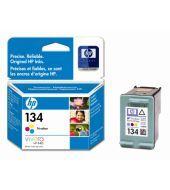 HP 134 Tri-colour Inkjet Print Cartridges C9363HE
