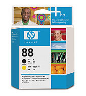 HP 88 Black and Yellow Officejet Printhead (C9381A)