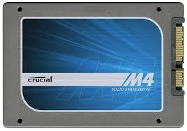 """Crucial CT256M4SSD2 M4 256GB 2.5"""" MLC SSD SATA3 Hard Drive"""