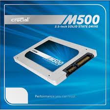 "Crucial CT240M500SSD1 M500 240GB 2.5"" MLC SSD"
