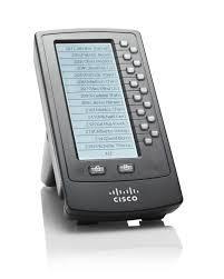 Cisco Small Business SPA500DS 15-Button Attendant Console - key expansion module