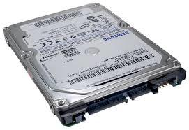"Samsung Spinpoint MP2 HM251JJ 250GB 7.2K 2.5"" SATA Hard Disk Drive"
