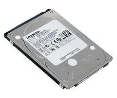 Toshiba PH2100U-1I54 1TB 2.5in 3Gbps 5.4K RPM Notebook SATA HDD