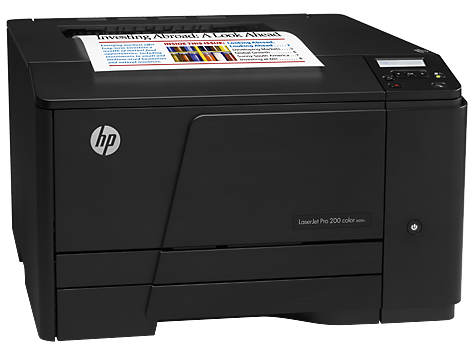 HP LaserJet Pro 200 Color M251N Color Laser Printer CF146A