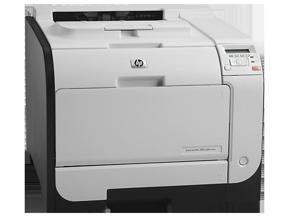 HP LaserJet Pro 300 color Printer M351a (CE955A)