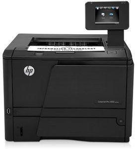 HP LaserJet Pro 400 M401dn Laser Printer Black (CF278A)