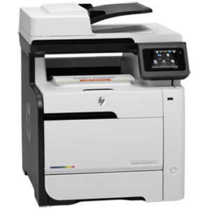 HP M475dn LaserJet Pro 400 Color Multifunction Printer (CE863A)