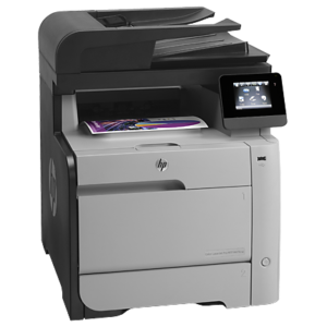 HP Color LaserJet Pro MFP M476nw Print, copy, scan, fax with Wireless Network