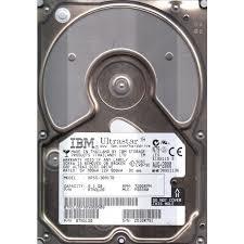 IBM / Hitachi 07N3120 SCSI Hard Drive 9GB 7.2K U160 68pin