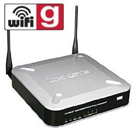 Wireless-G VPN Router with RangeBooster