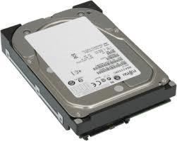 Fujitsu 300GB 15K 3Gbps SAS Hard Drive RoHS Compliant MBA3300RC