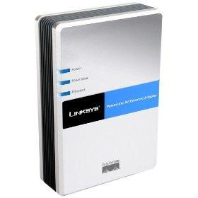 Homeplug A/V Ethernet Adapter