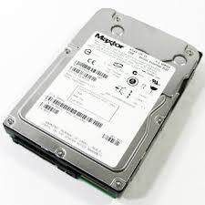 Maxtor Atlas 15K II 73GB 3Gbps Serial Attached SCSI ( SAS ) Hard Drive