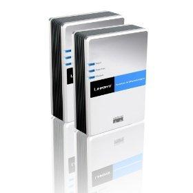 PowerLine AV Ethernet Adapter Kit