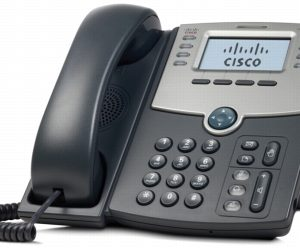 Cisco SPA508G 8-Line IP Phone with 2-Port Switch PoE LCD Display