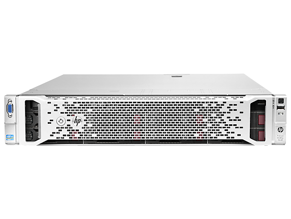 HP ProLiant DL380p Gen8 E5-2630v2 1P 16GB-R P420i/1GB FBWC 460W PS Server