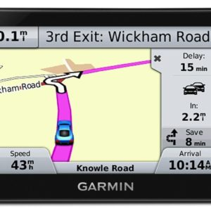 Garmin 010-01188-20 GPS Bluetooth Noir