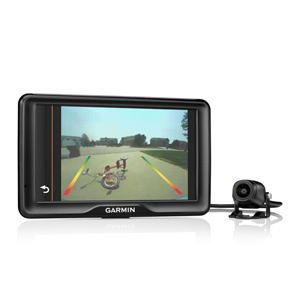 "Garmin 010-01061-60 nuvi 2798LMT 7"" GPS Travel Assistant with Backup Camera"