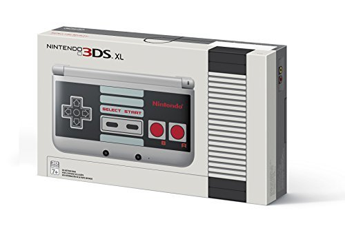3DS XL Retro NES Edition System