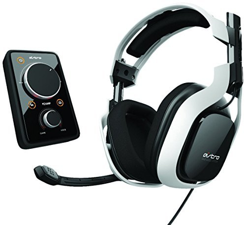 ASTRO Gaming A40 Audio System (White)