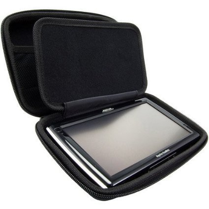 "Mfx2 Extra Large Hard Shell Carry Case For Garmin Nuvi 2757LM, Nuvi 2797LMT, RV 760LMT 7"" GPS"