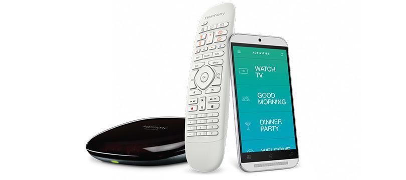 Logitech Harmony Home Control Remote Control