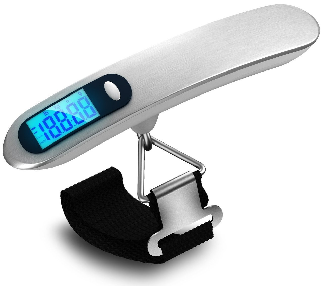 "aGreatLife Luggage Scale ""aGreatLife"" is a Digital Portable Handheld Small Airline Travel Scale"