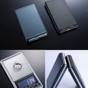 100g x 0.01g Mini Digital Jewelry Pocket Scale LCD