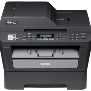 Brother EMFC7460DN Monochrome Printer with Scanner, Copier and Fax