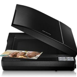 Epson Perfection V370 Color Photo, Image, Film, Negative & Document Scanner with scan-to-cloud & 4800 x 9600 dpi (B11B207221)