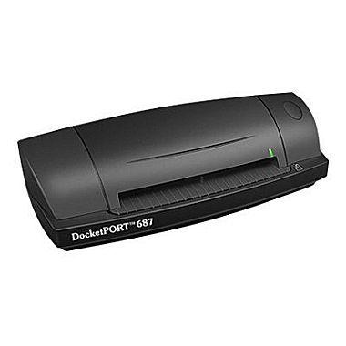 DocketPORT 687 Duplex Scanner