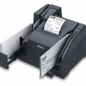 Epson TM-S9000 Mulitfunction Scanner & Printer USB 110 DPM 1 Pocket USB HUB & MSR Reader A41A267021
