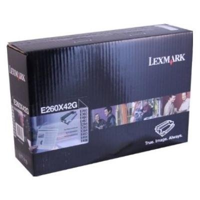 Lexmark E260X42G Photoconductor Kit For E260 E360 and E460 Series Printers (E260X42G)